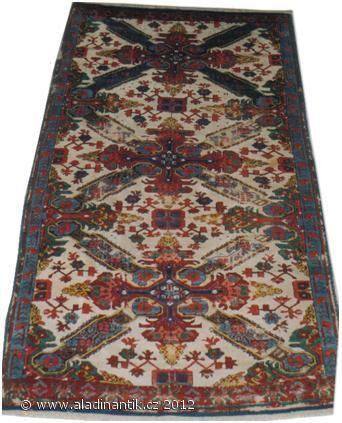 Obrázek starožitný koberec